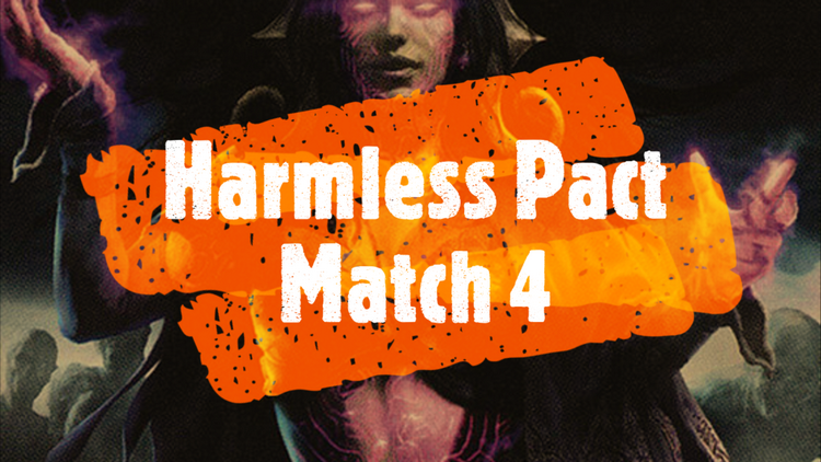 Harmless Pact ! VS Red Aggro